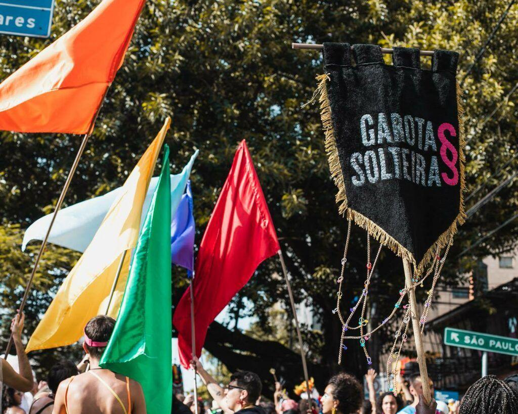 Bloco de carnaval de BH: Garotas Solteiras