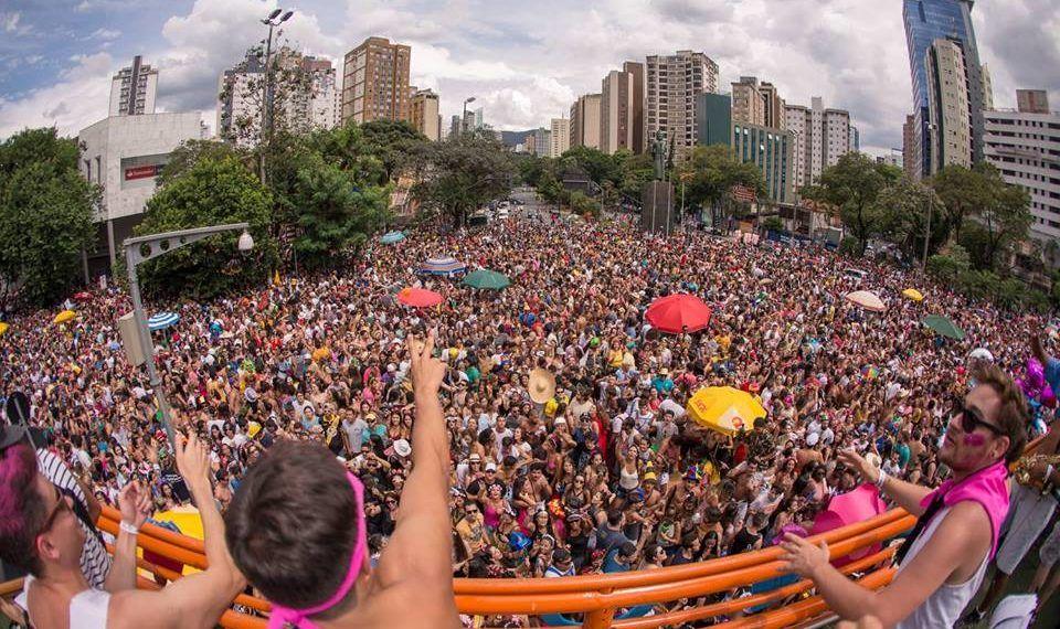 Bloco de carnaval de BH: Quando Come Se Lambuza