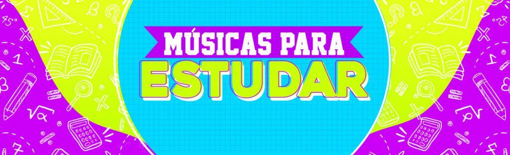 músicas para estudar