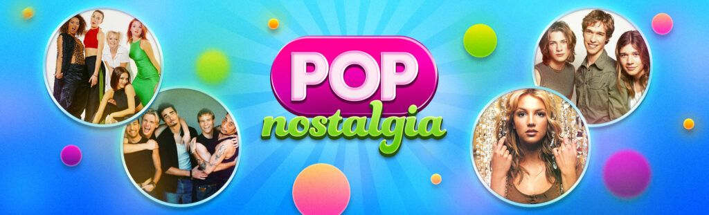 Playlist pop nostalgia