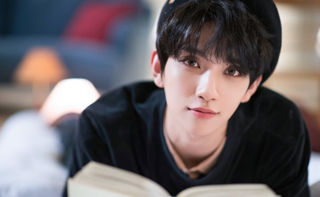 Joshua, integrante do grupo de k-pop SEVENTEEN