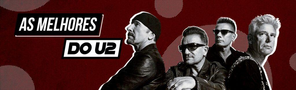 melhores músicas U2