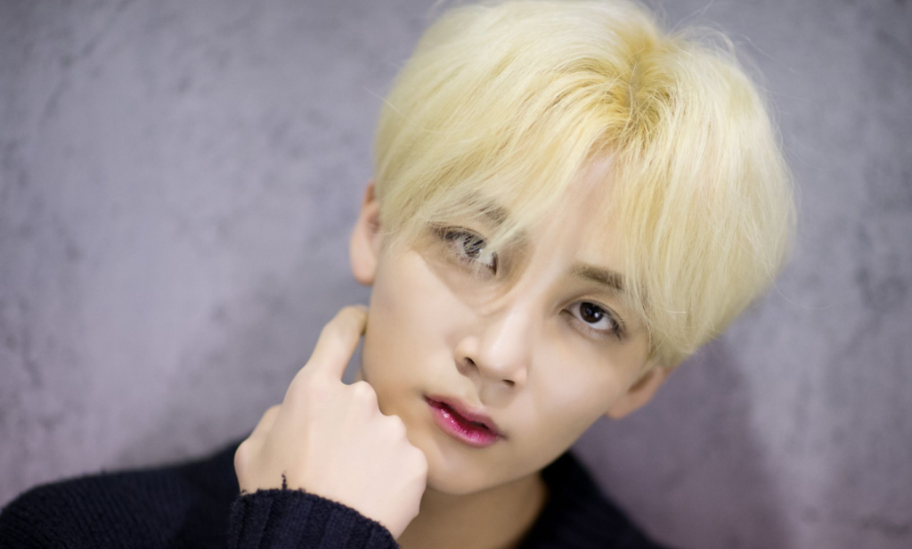 Jeonghan, integrante do grupo de k-pop SEVENTEEN