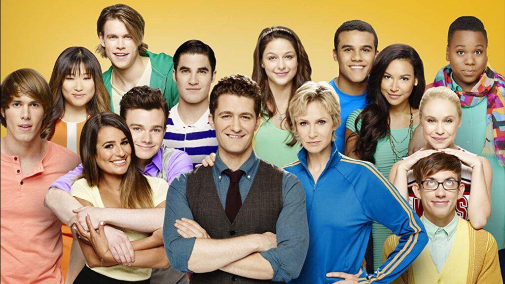 Series musicais: Glee