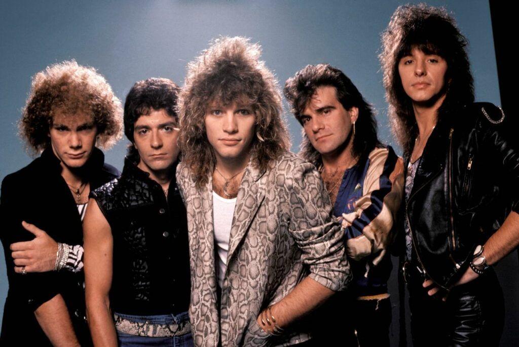 Bon Jovi nos anos 80