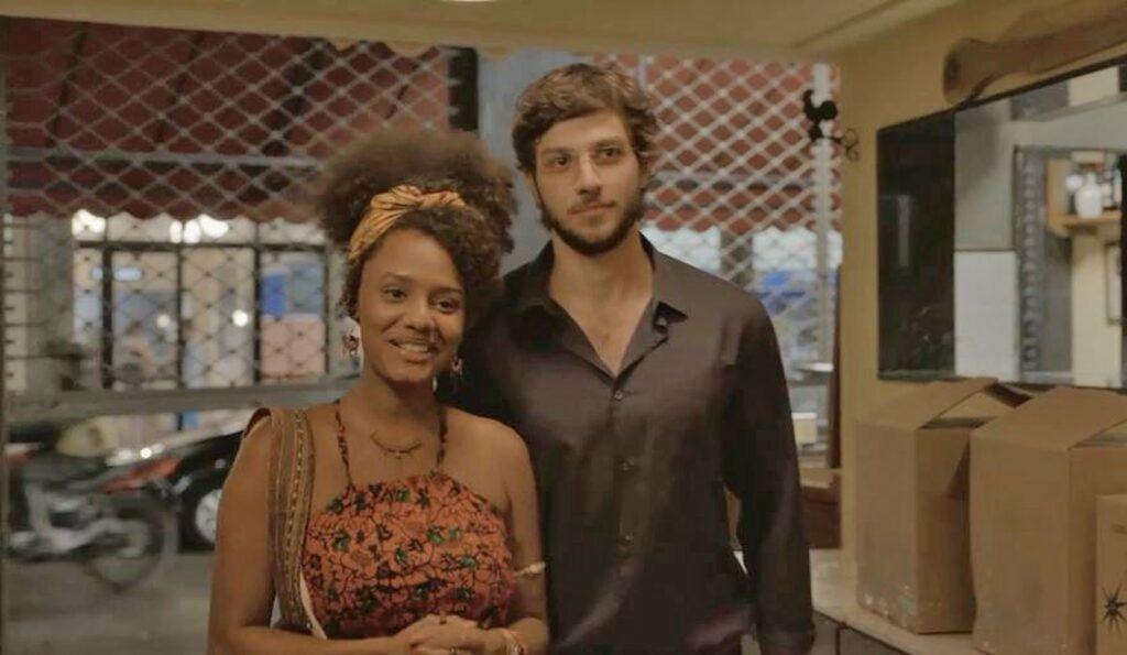 Música do casal Danilo e Camila, de Amor de Mãe