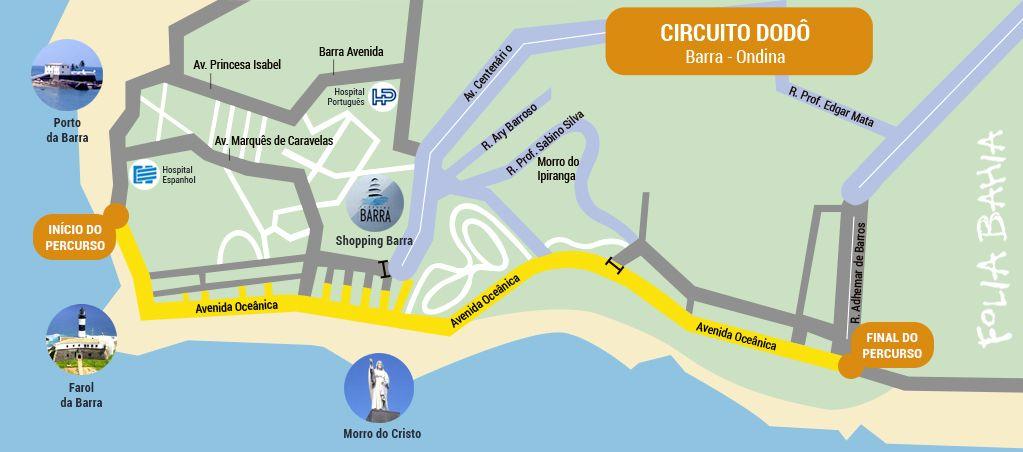 Circuito Dodô/Barra-Ondina 2020