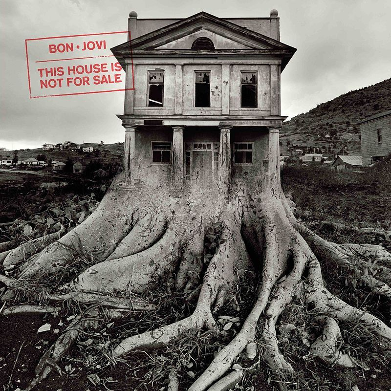 Capa do álbum This House Is Not For Sale