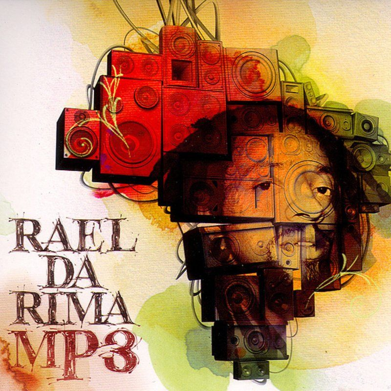 Capa do álbum MP3 – Música Popular do 3º Mundo, de Rael