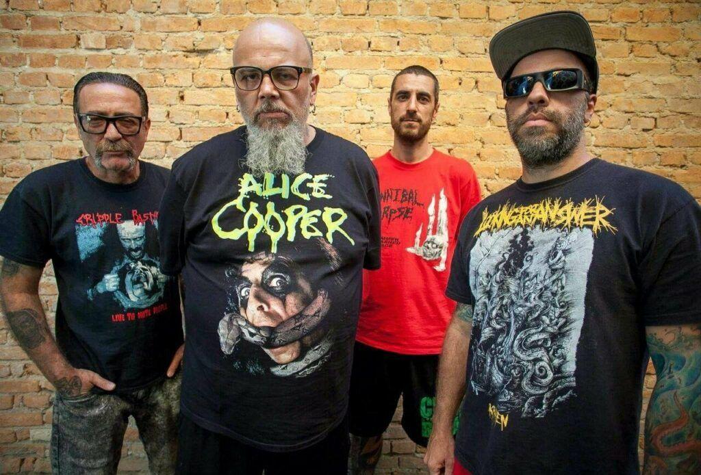 Ratos de Porão, banda de punk rock