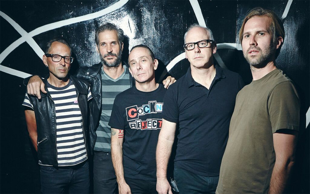 Bad Religion, banda de punk rock
