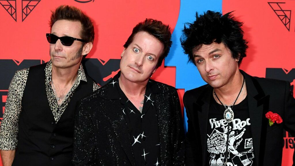 Green Day, banda de punk rock