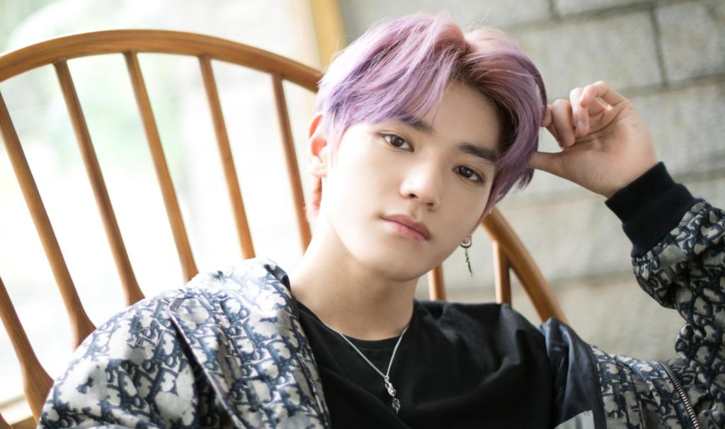 Taeyong, membro do NCT