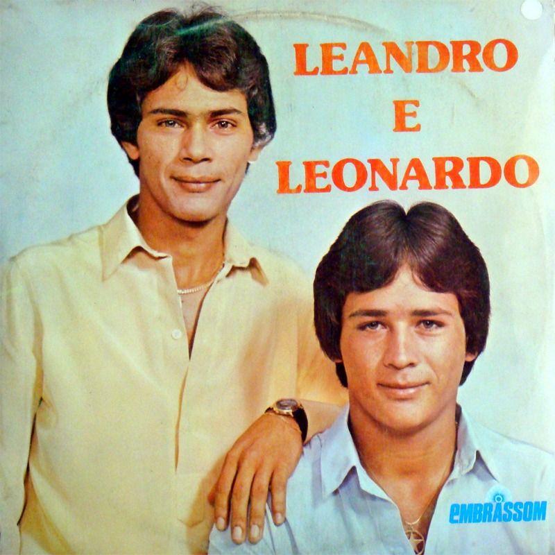 Primeiro CD Leandro e Leonardo