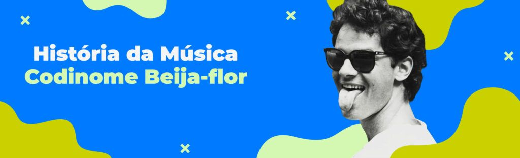 História da música Codinome Beija-Flor