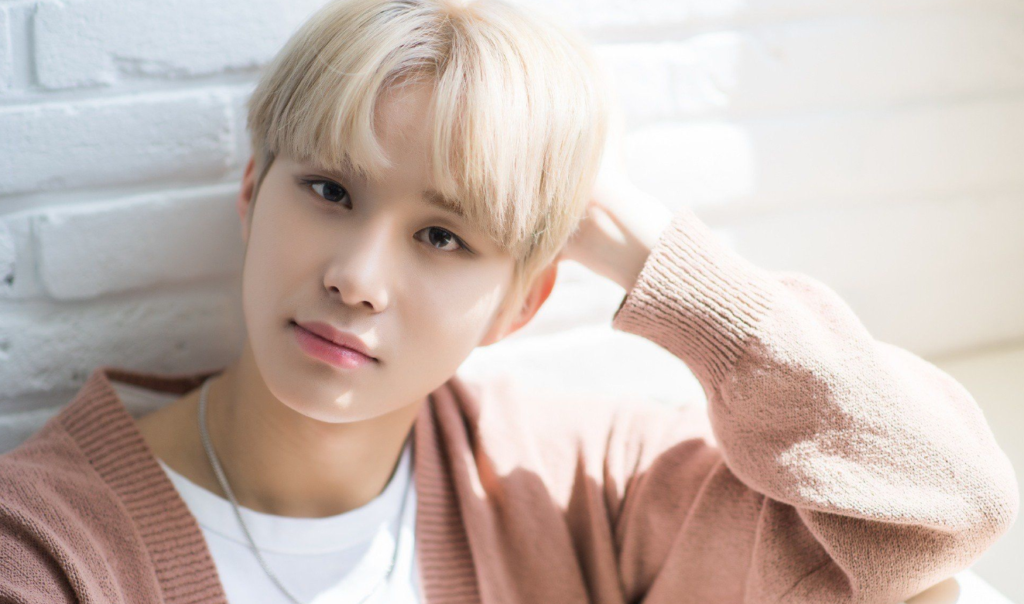 Jungwoo, membro do NCT