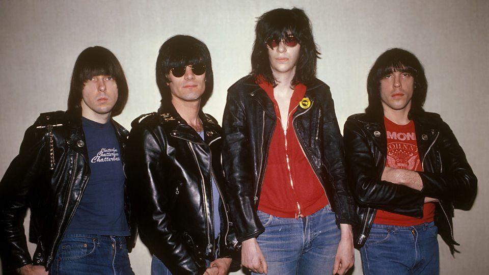 Ramones, banda de punk rock