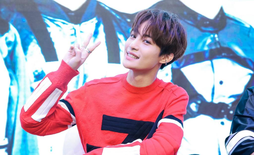 YangYang, membro do NCT