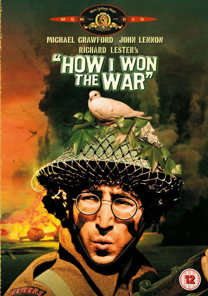 Capa do filme Como Eu Ganhei a Guerra