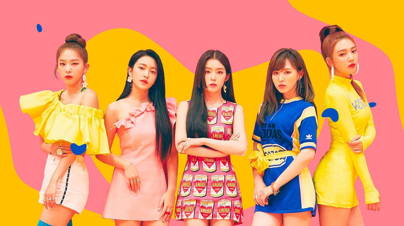 Red Velvet: conheça as integrantes do talentoso quinteto de k-pop