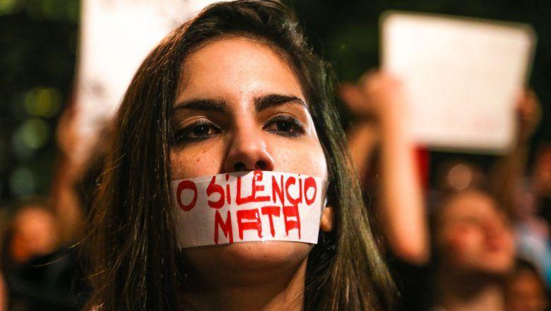 O silêncio mata