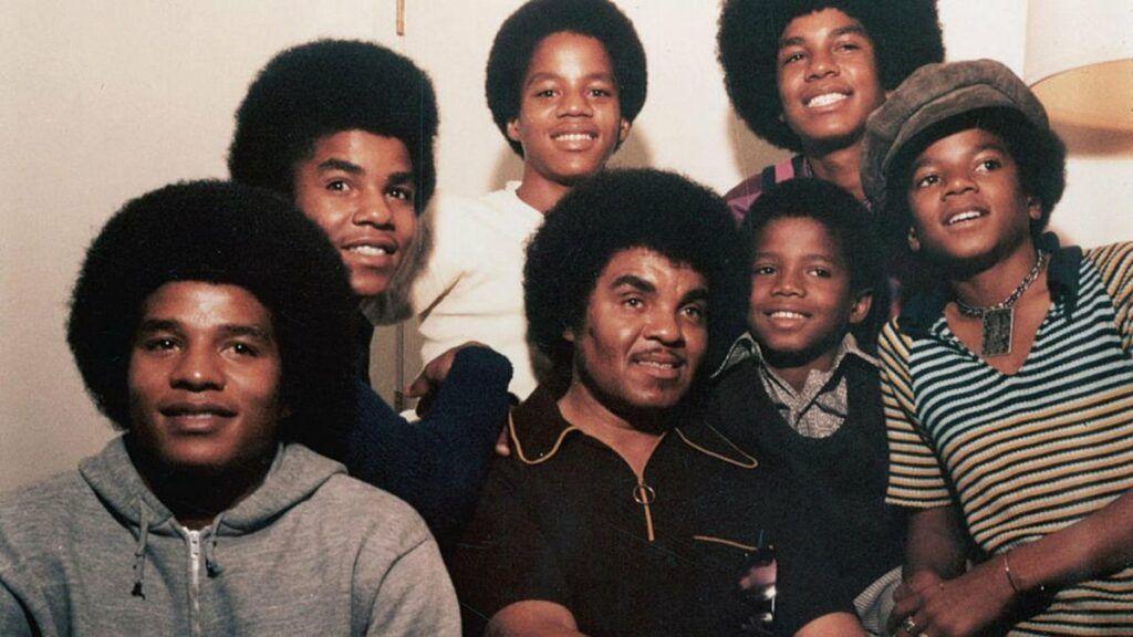 Joseph Jackson e filhos