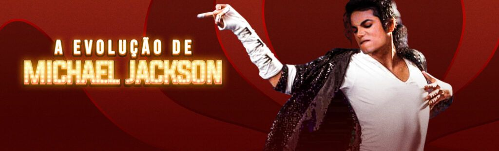 A evolução de Michael Jackson