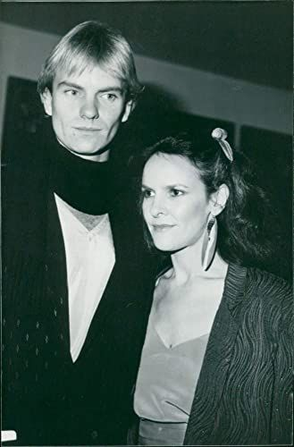 Sting e Frances Tomelty