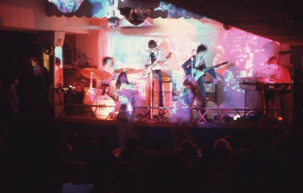Pink Floyd no UFO Club