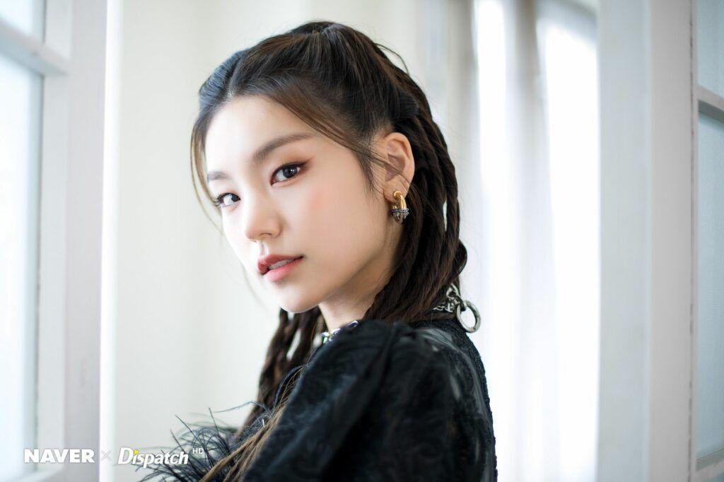 Yeji, integrante do ITZY