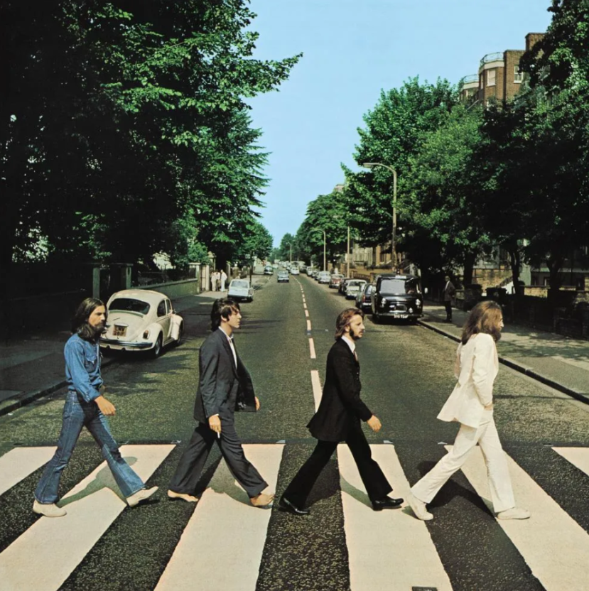 Capa do disco Abbey Road