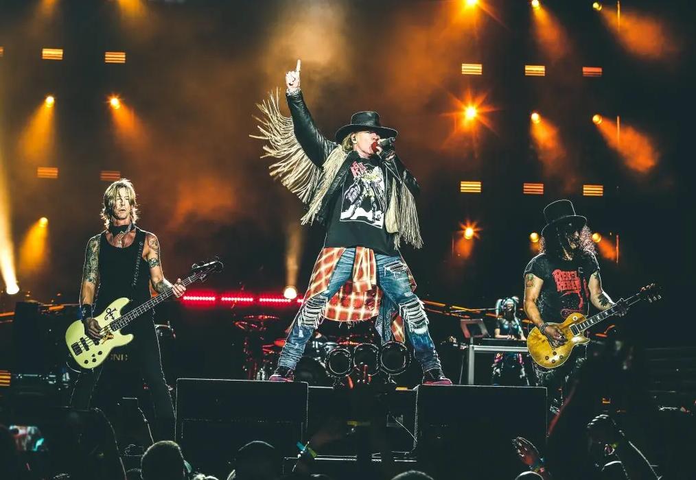 Guns N' Roses shows