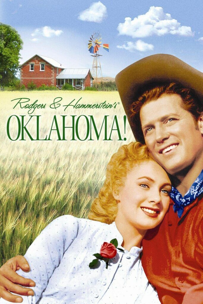 Capa do filme Oklahoma!