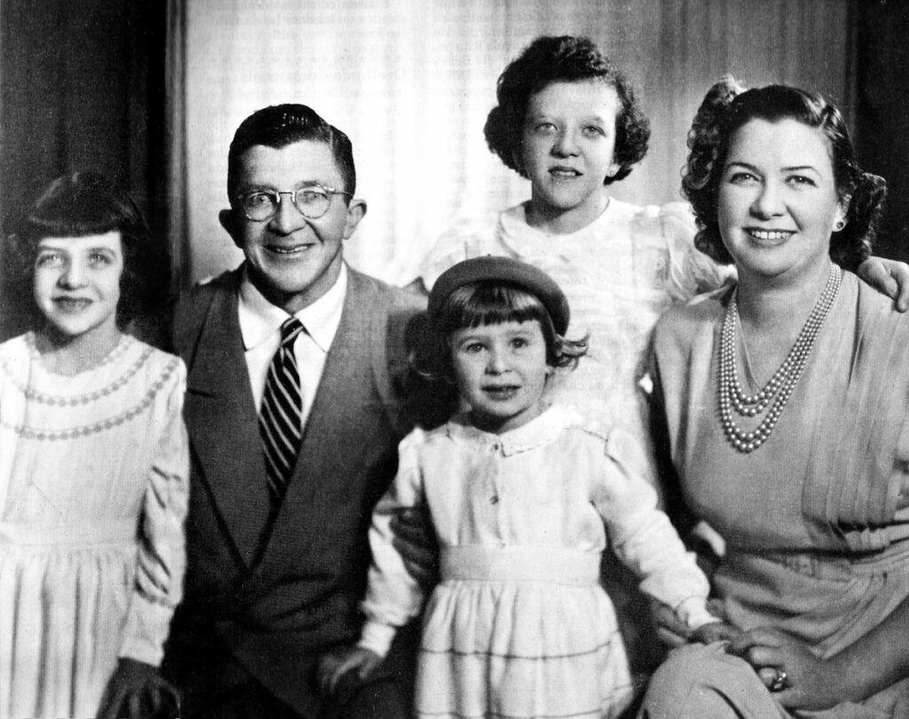 Rita Lee e a família Jones