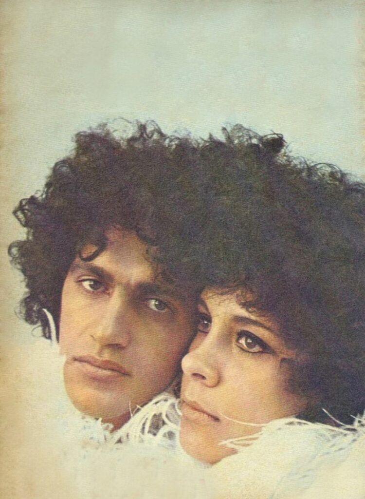 Caetano e Gal Costa
