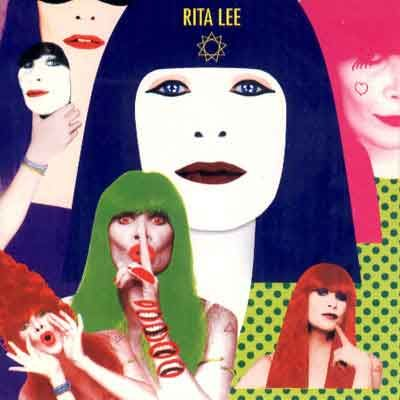 Capa do álbum Rita Lee