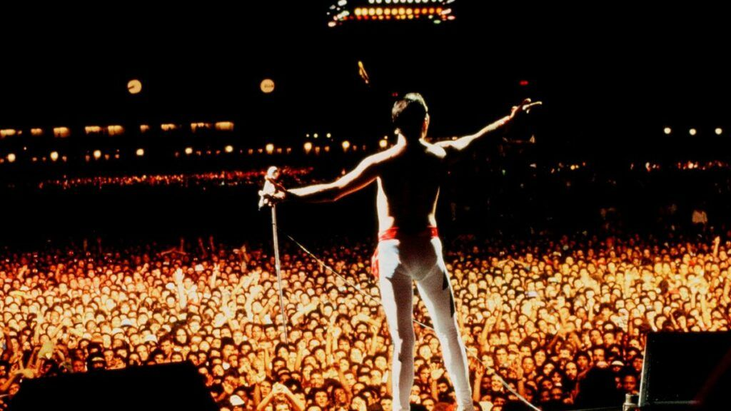Queen no Rock in Rio de 1985