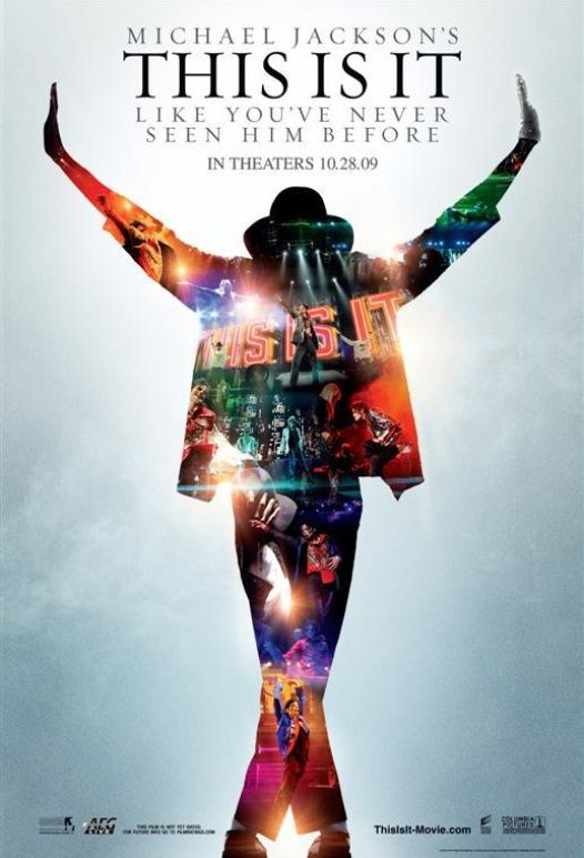 Capa do filme This Is It