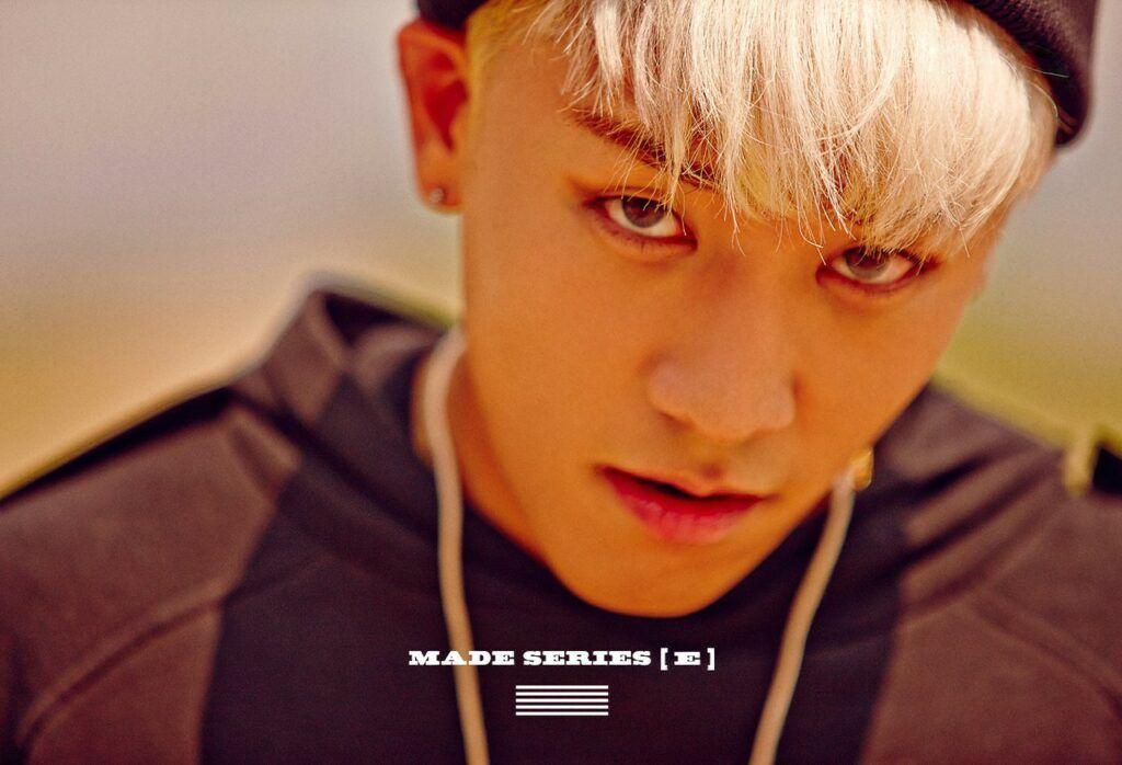 Seungri, integrante do BIGBANG