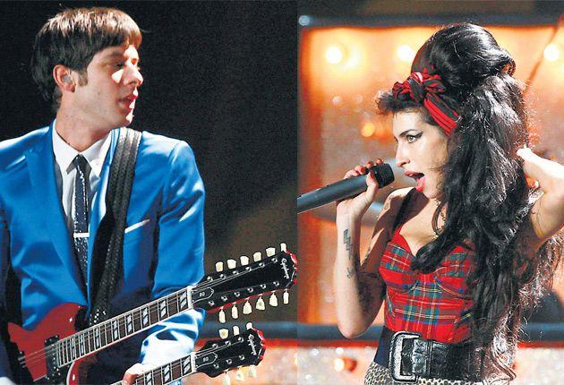 Mark Ronson e Amy Winehouse