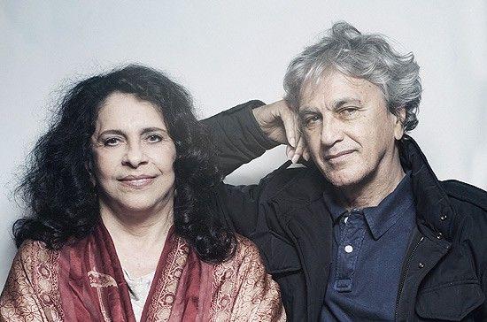Gal Costa e Caetano Veloso