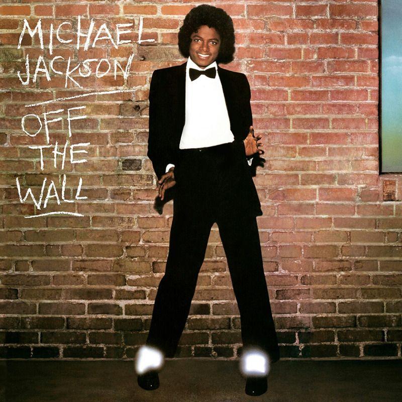 Capa do álbum Off The Wall