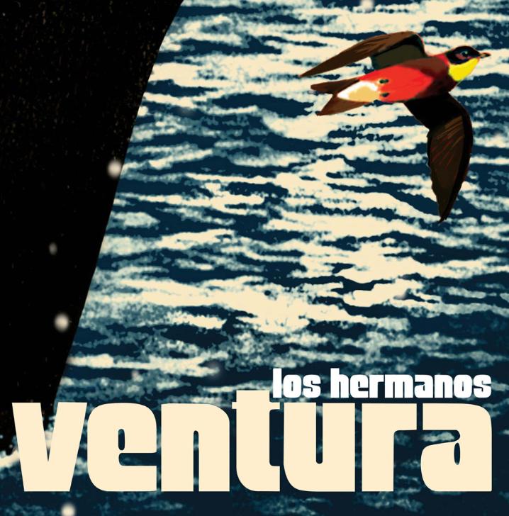 Capa do álbum Ventura, do Los Hermanos