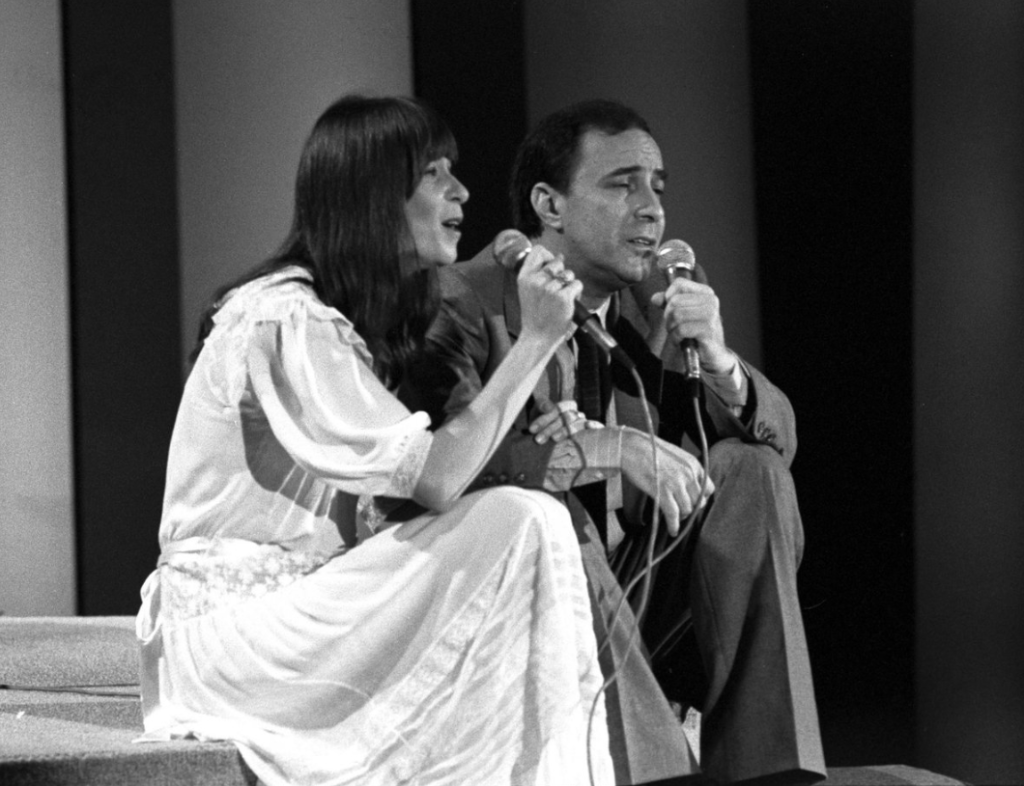 Rita Lee e João Gilberto