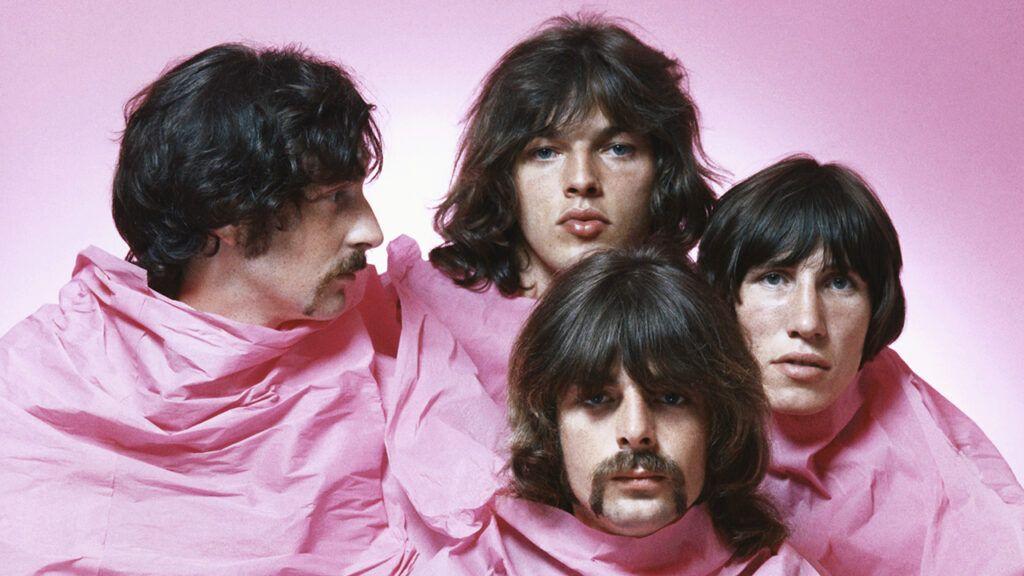 Pink Floyd com David Gilmour