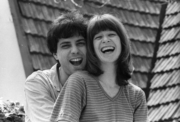 Roberto Carvalho e Rita Lee
