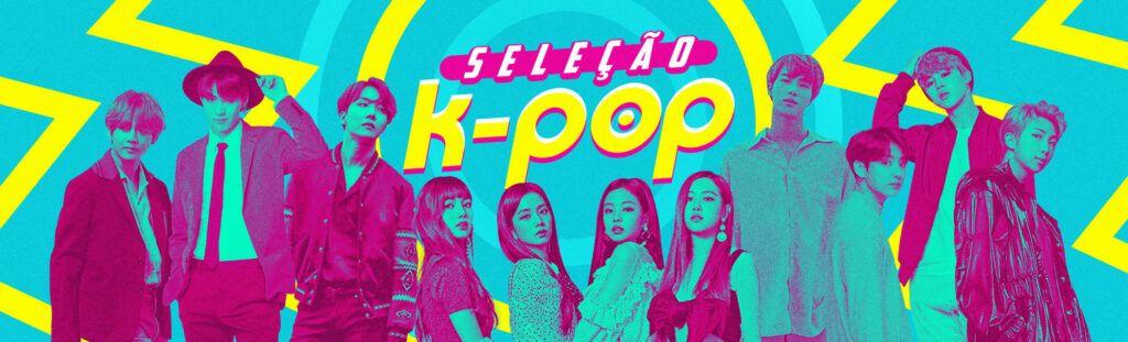 seleção k-pop playlist