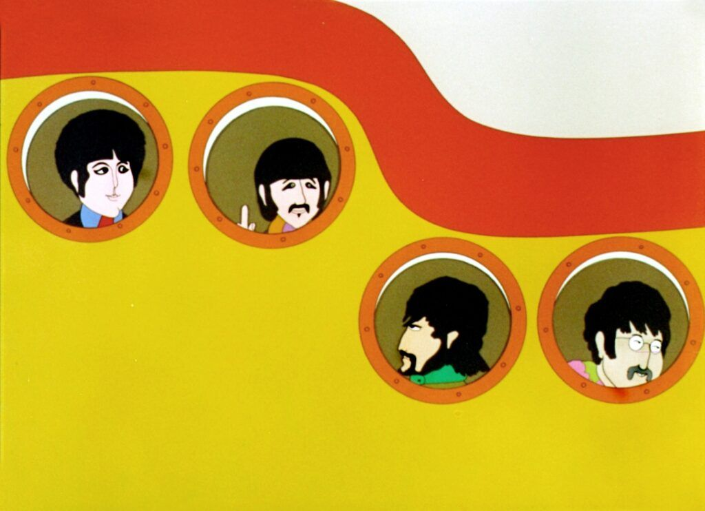 Yellow Submarine significado