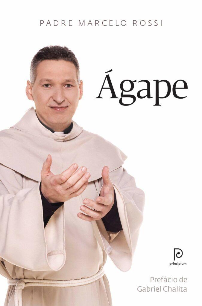 Capa do livro Ágape