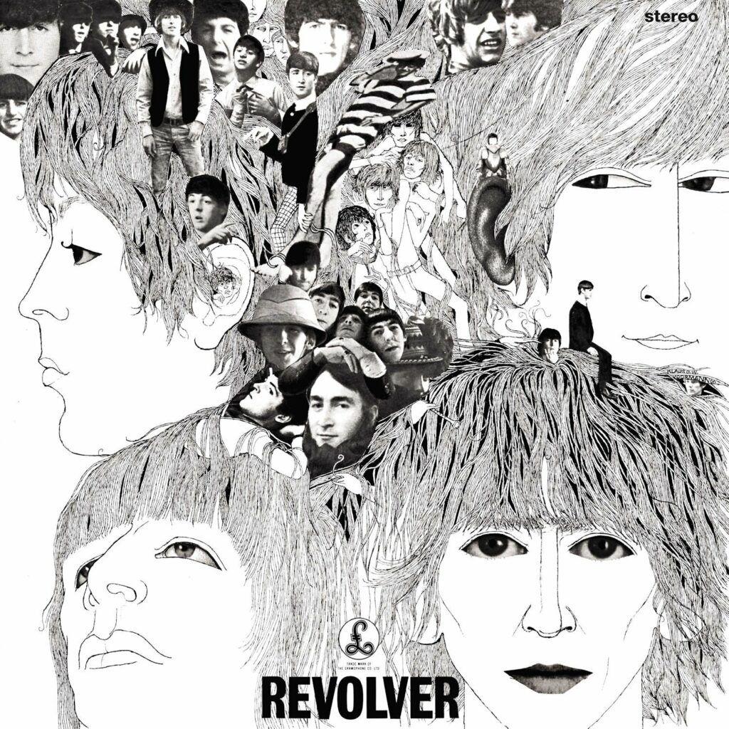 Capa do álbum Revolver